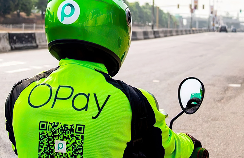 Become An Opay Agent